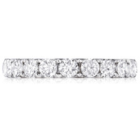 Abigail Round-Cut Diamond Band by Eternity