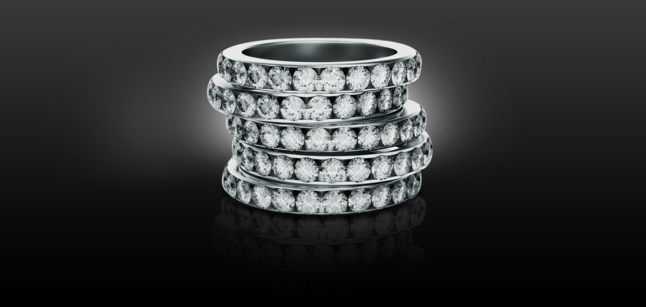 Unique Diamond Engagement Rings, Wedding Rings & Bands