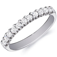Alison Eleven Diamond Band by Eternity
