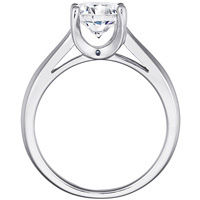 Bethany Classic Solitaire Engagement Ring