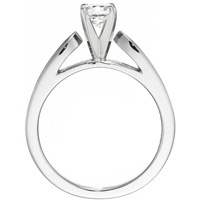 Veronica Channel-Set Diamond Band by Eternity (.27 ctw.)