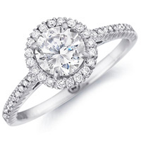 Angelica Diamond Engagement Ring (.23 ctw.)