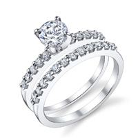Wedding Sets Engagement Rings