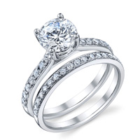 Josephine Diamond Engagement Ring (.31 ctw.)